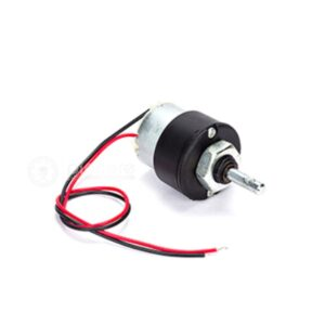 100RPM 12V DC MOTOR WITH GEARBOX