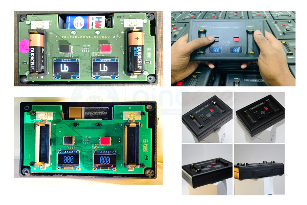 battery tester Duracell